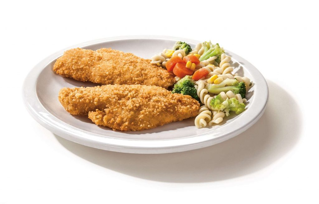 Breaded Perch Fillets
