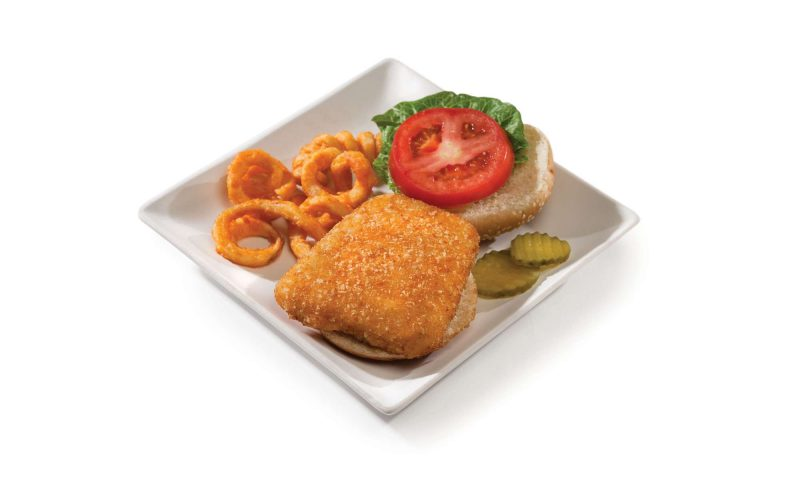 Center Cut Sandwich Style Fish Portions