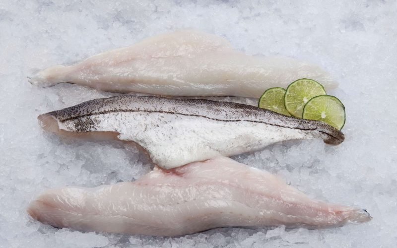 Skin-On Haddock Fillets