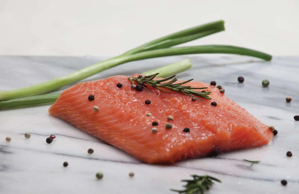 Fresh Salmon Fillets