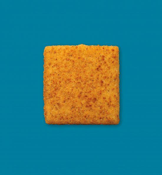 Square Fish Shape