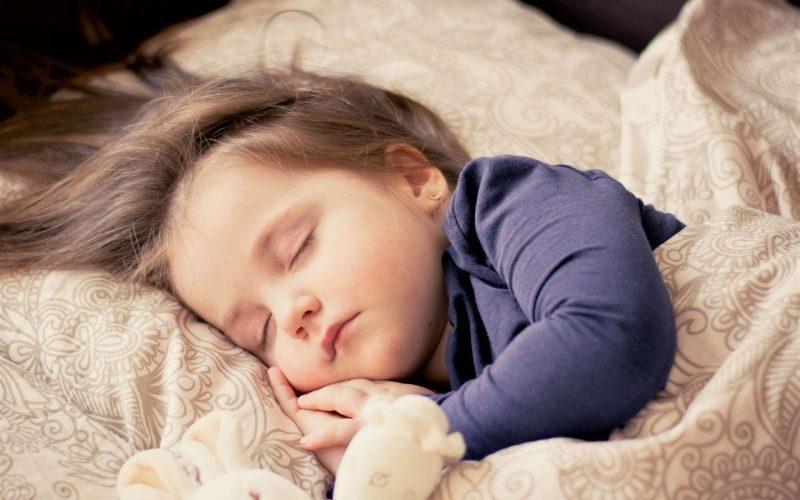 sweet baby sleeping