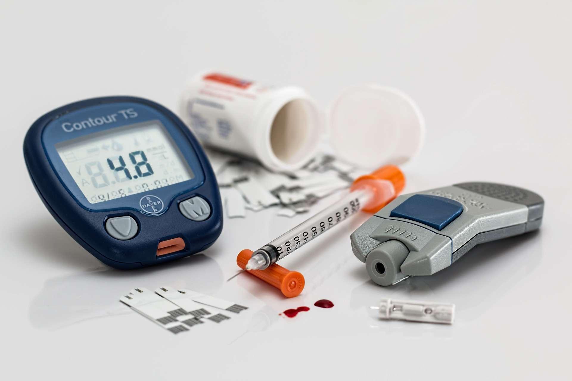 diabetes teting kit